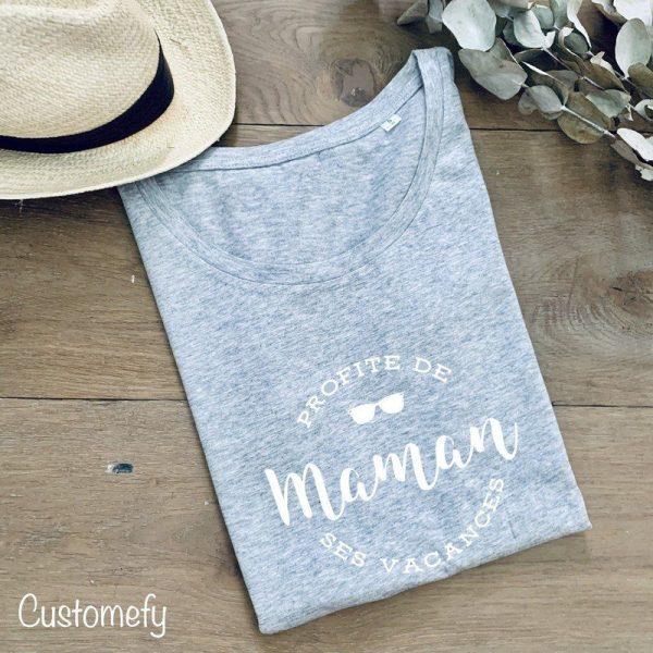 aangepaste vrouw t-shirt