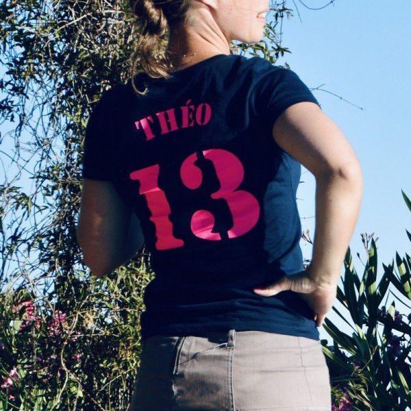 t-shirt femme personnalisé