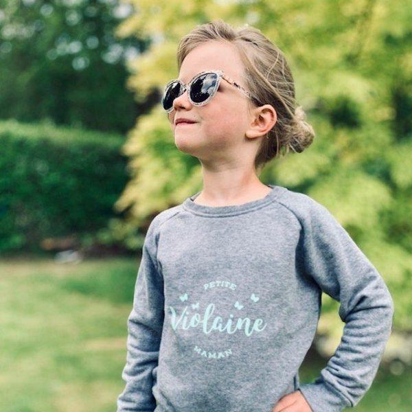 gepersonaliseerde kinder sweatshirt